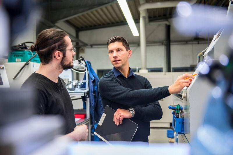 Zerspanungsmechaniker/in – ein Beruf für technisch begeisterte