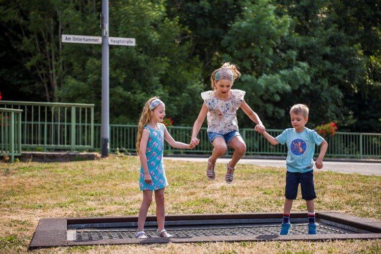Wohnen Kinder Spielplatz