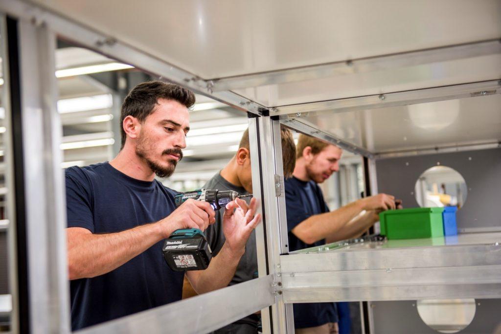 Energieeffiziente Klimatechnik aktiv mitgestalten – Howatherm