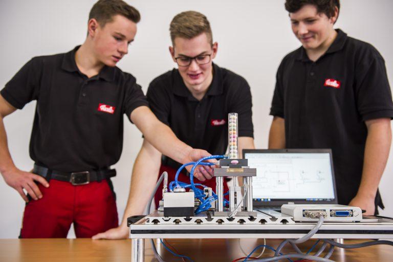 An der Schnittstelle zwischen Handwerk und Innovation – Ausbildung zum Mechatroniker