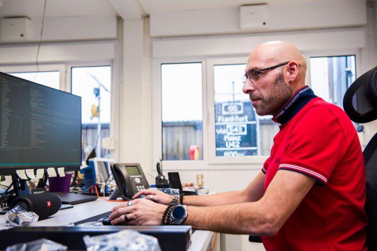 Mit Telematik in die Zukunft – Informatiker bei Luther HL