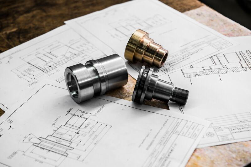 Vom Rohling zum Werkstück – Zerspanungsmechaniker (m/w/d)