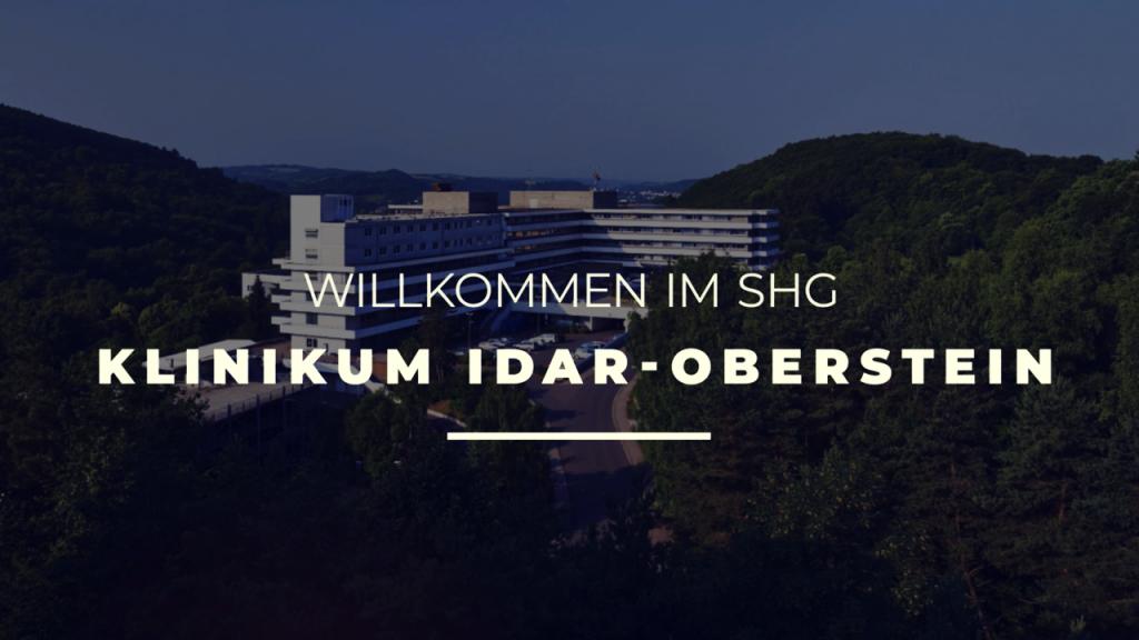 Willkommen bei: SHG Klinikum Idar-Oberstein