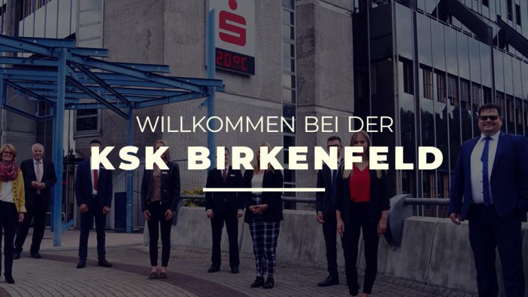 Willkommen bei: Kreissparkasse Birkenfeld
