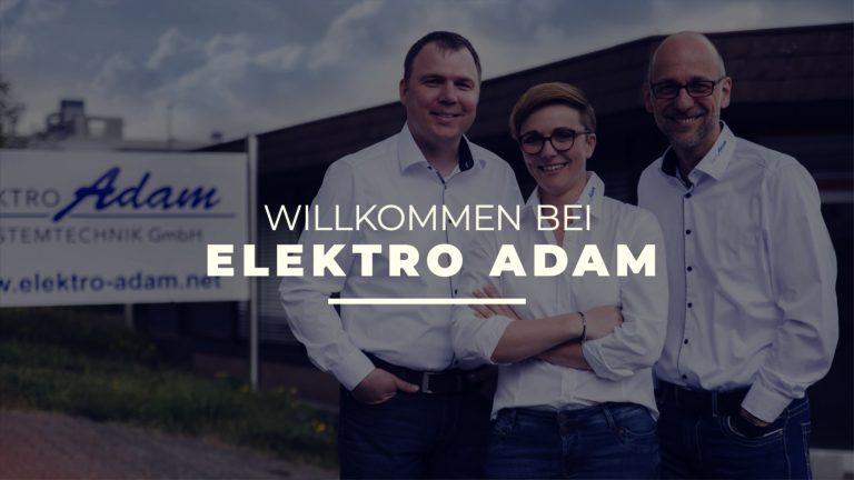 Willkommen bei: Elektro Adam Systemtechnik GmbH