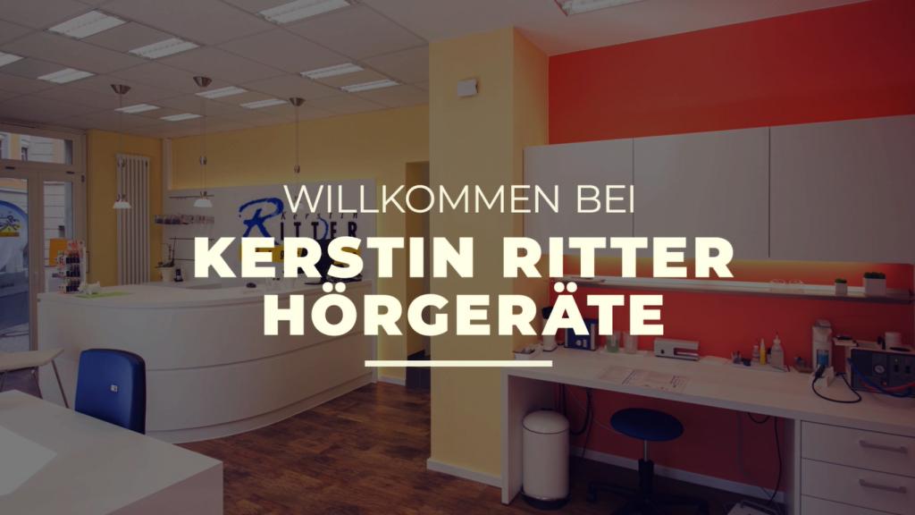 Willkommen bei: Kerstin Ritter Hörgeräte e.K.