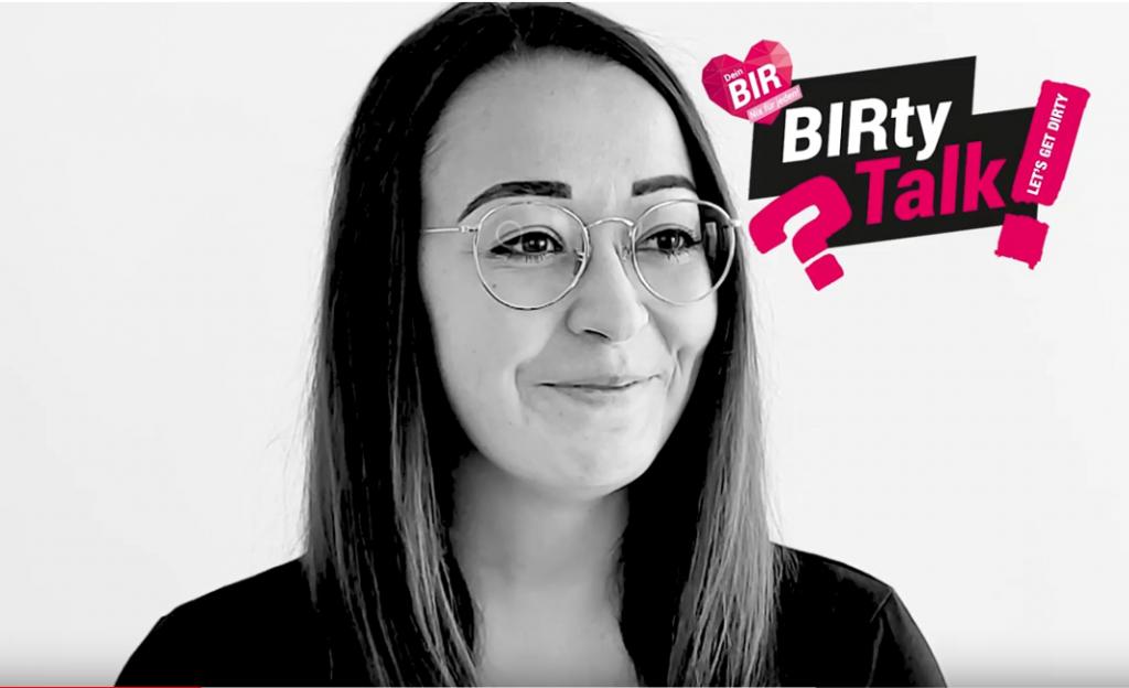 """Sabrina, die überweist das Geld""""   BIRty Talk Tiara  """