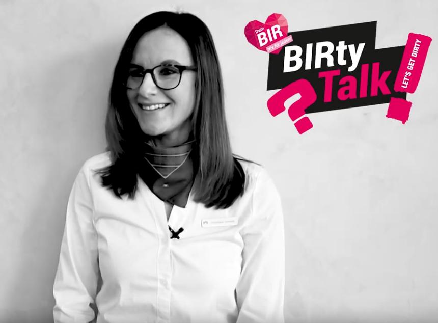 """""""Man hat sich mittlerweile daran gewöhnt""""   BIRty Talk Christiane"""