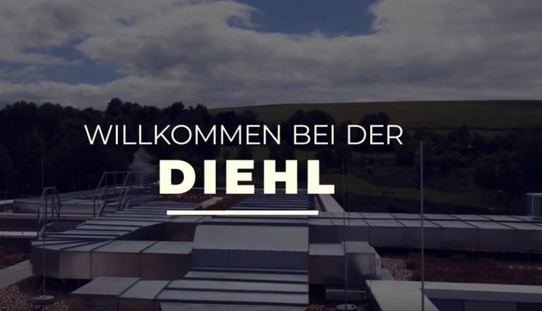 Willkommen bei der Diehl GmbH ;