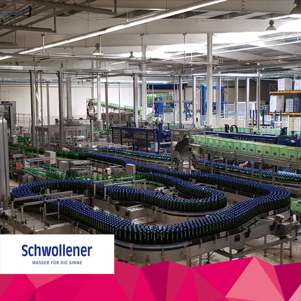 Willkommen bei der: Schwollener Sprudel GmbH & Co. KG