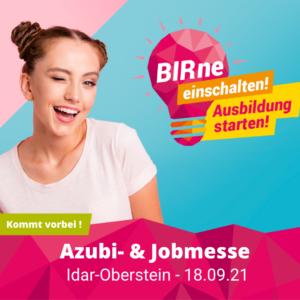 Azubi-& Jobmesse 2021 – Idar-Oberstein