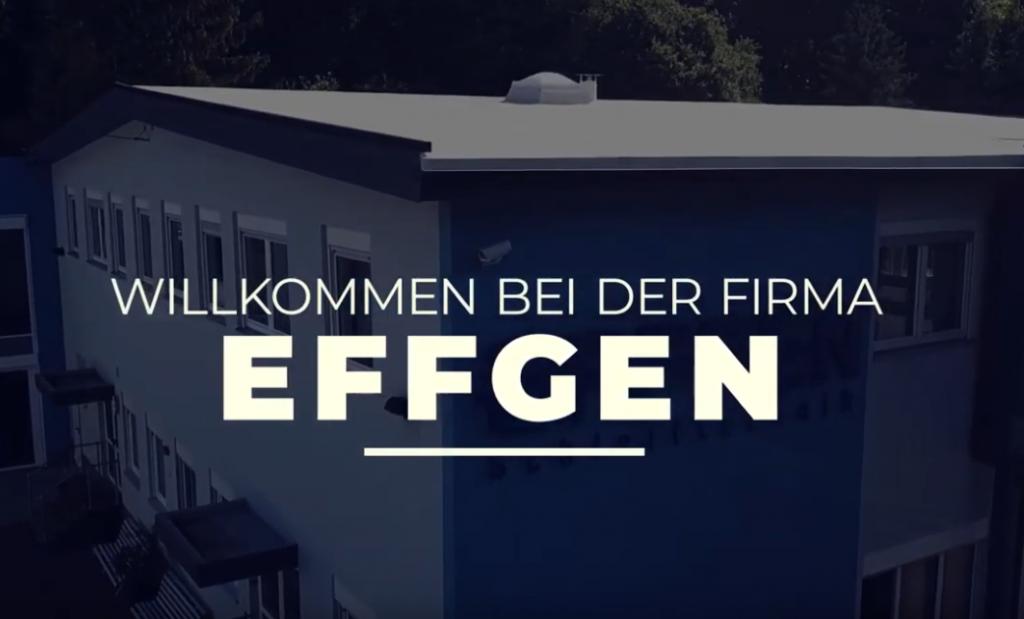 Willkommen bei der Günter Effgen GmbH