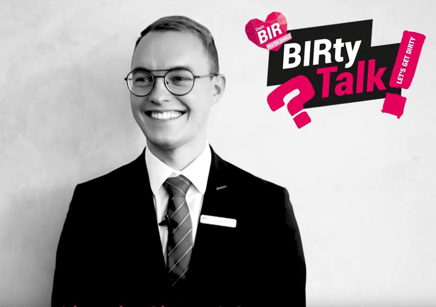 """Teils, teils!"" | BIRty Talk Johannes"