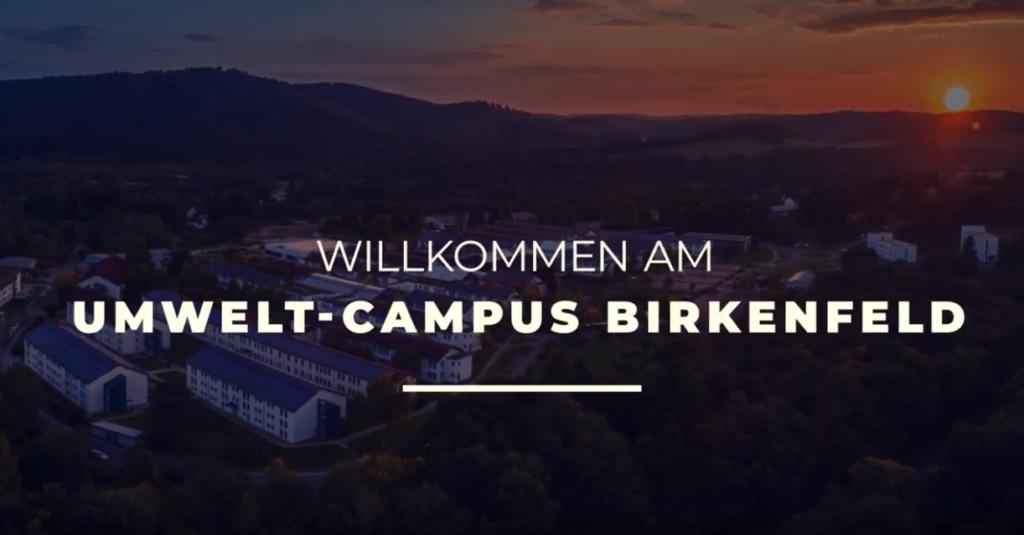 Willkommen beim: Umwelt-Campus Birkenfeld
