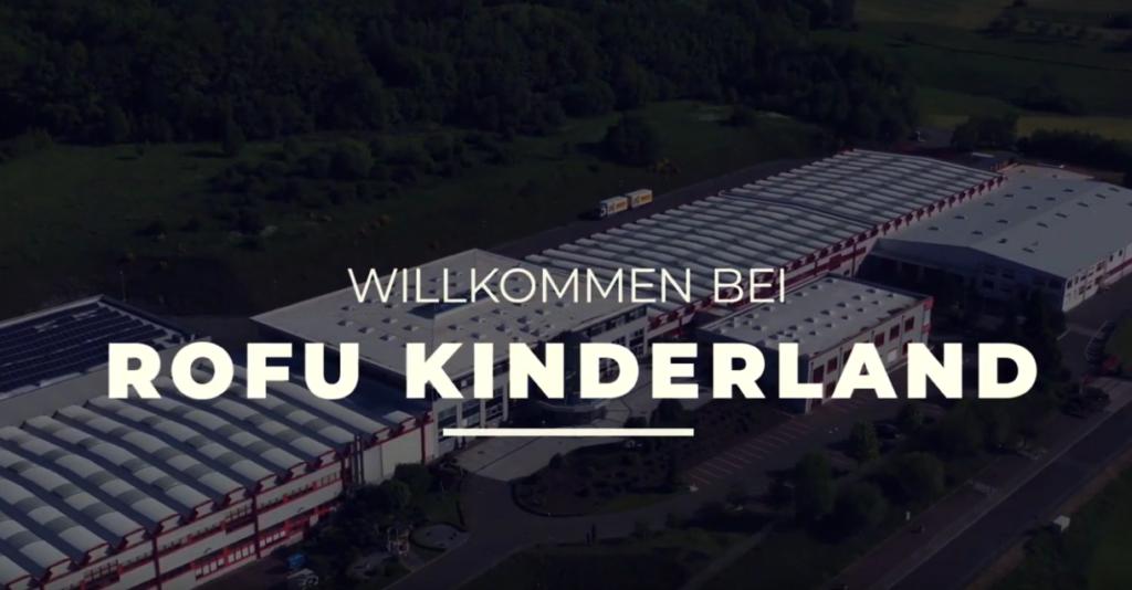 Willkommen bei der: Rofu Kinderland Spielwarenhandels GmbH